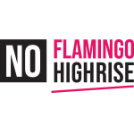 no flamingo highrise logo